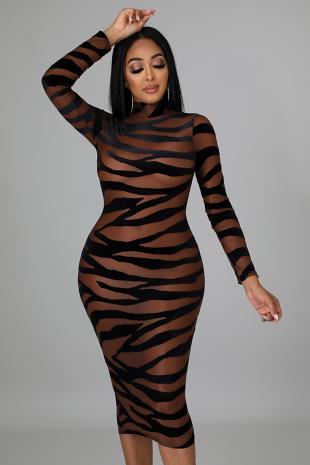 Jungle Wild Dress