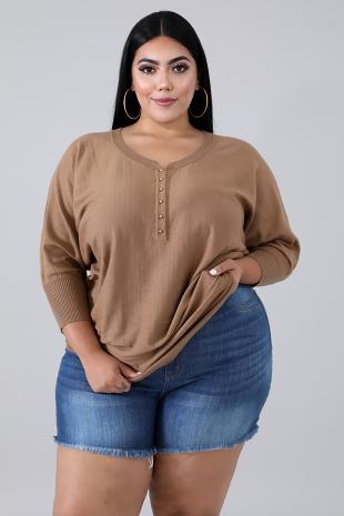 Priscilla Sweater Top