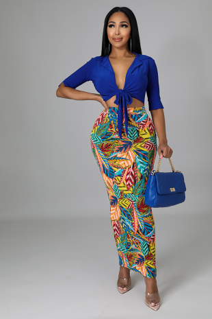 The Switch Up Skirt Set