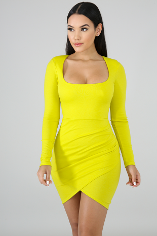 Daily Body-Con Dress