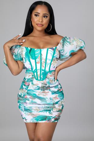 Margret Dress