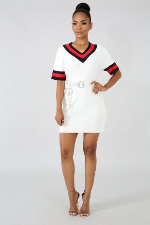 Knit Body-Con Dress