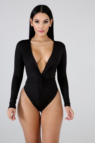 Bow Twist Bodysuit