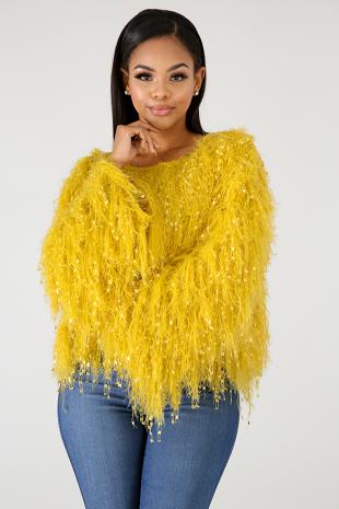 Shreds Sweater