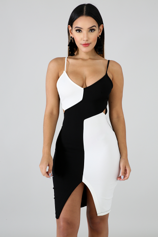 Undecided Body-Con Dress