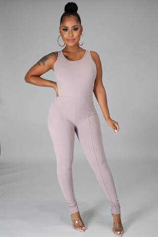Getting Physical Jumpsuit