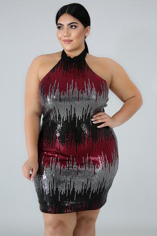 Sequin Dazzling Dress