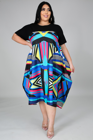 Always Standing Out Dress