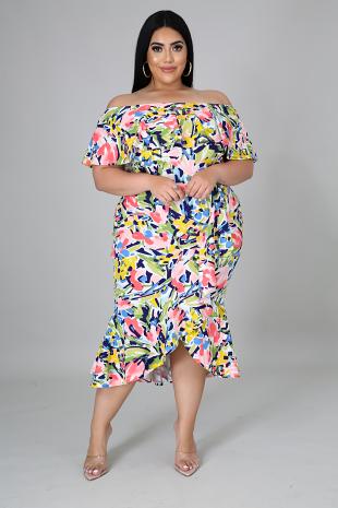 Galilea Dress