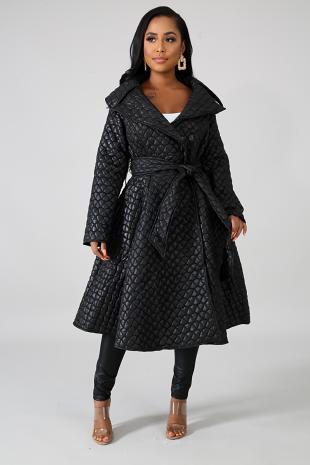 Puffer Quilt Dress