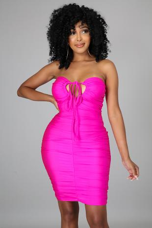 Risk Taker Dress
