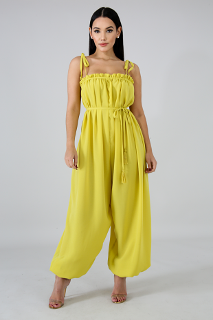 Spice It up Jumpsuit
