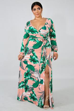 Palm Sunday Maxi Dress