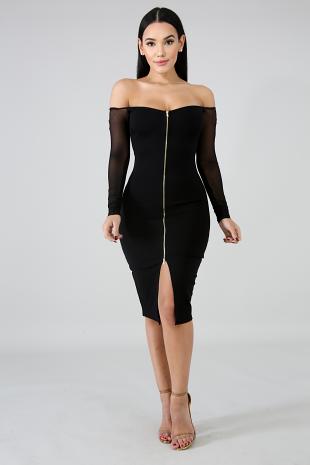 Dainty Midi Dress