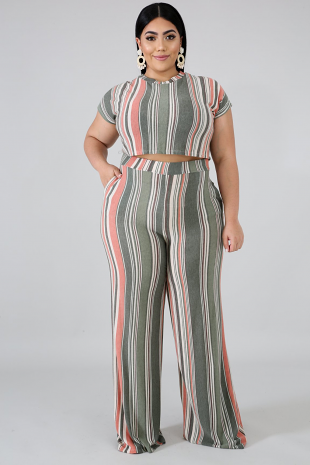 Vintage Stripe Set