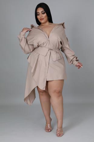 Lysha Dress