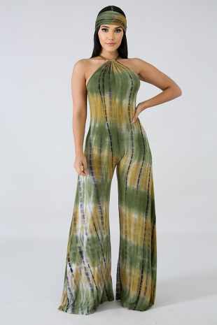 Committed To This Jumpsuit