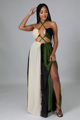 Fiji Calling Dress
