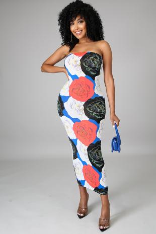 Spring Getaway Dress