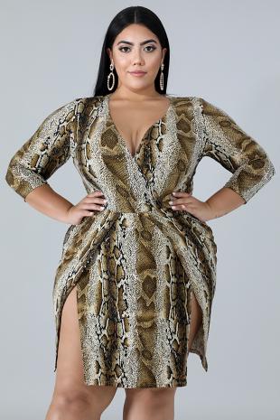Ambitious Body-Con Dress