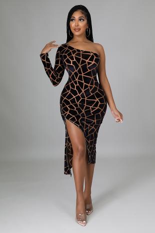 Eternally Fine Dress