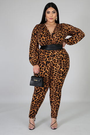 Chase Me Jumpsuit