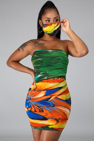 Marleny Mini Dress