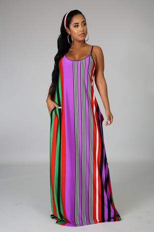 Alliance Maxi Dress