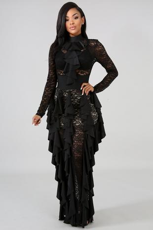 Prime Time Maxi Dress