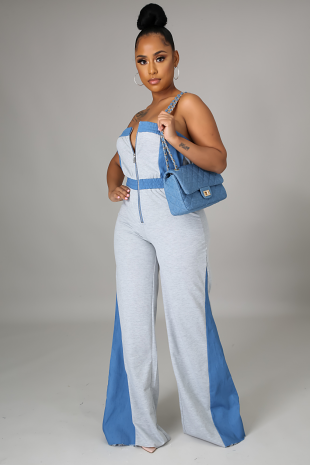 Cutest In The Game Jumpsuit