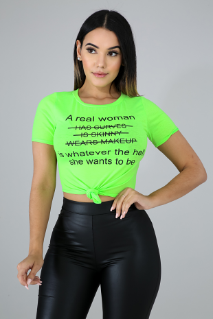 Real Women Top