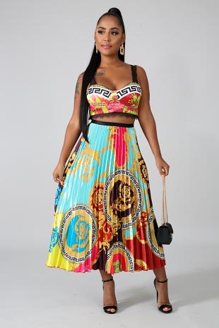 Fiji Skirt Set