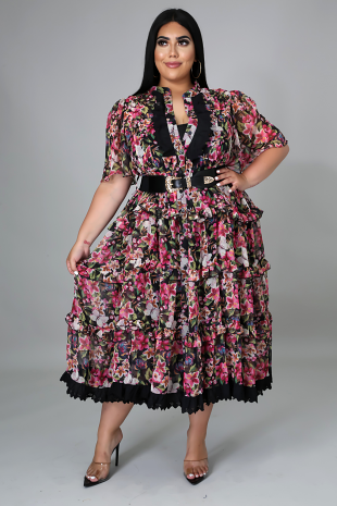 Celeste Babe Dress