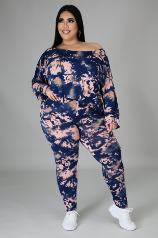 Dying To Know Legging Pant Set