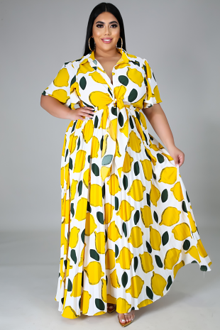 Fruity Vibes Dress