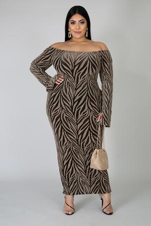 Fancy Midi Dress