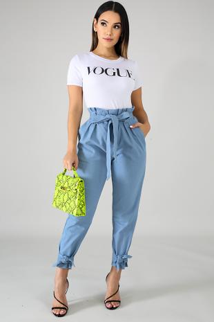 Denim Boxy Jeans