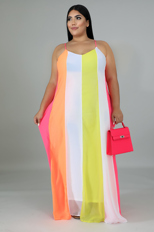 Delightful Maxi Dress