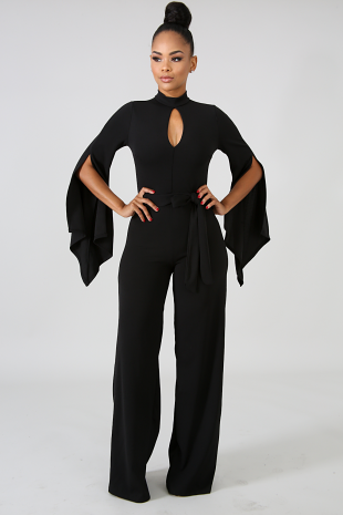 Just In Time Jumpsuit