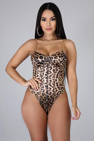 Animalistic Bodysuit
