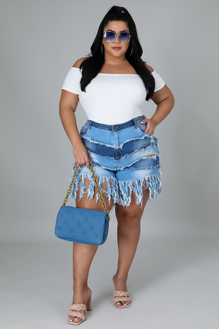 Complete Me Boo Shorts