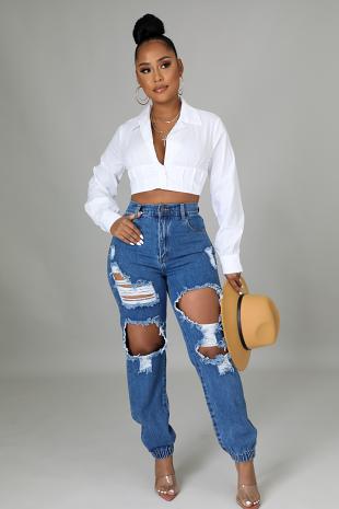 Always Taken Jeans