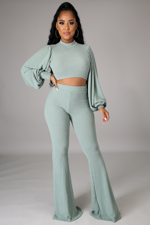 Don't Complicate Things Pant Set