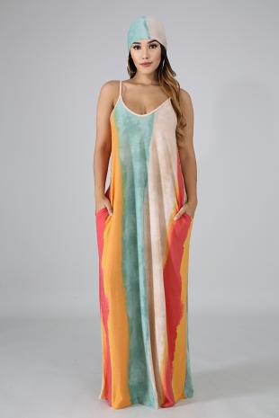 Serine Maxi Dress