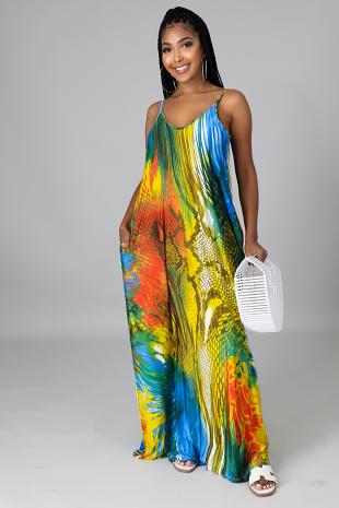 Luxe Views Dress