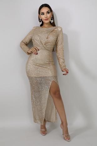 Monique Dazzle Dress