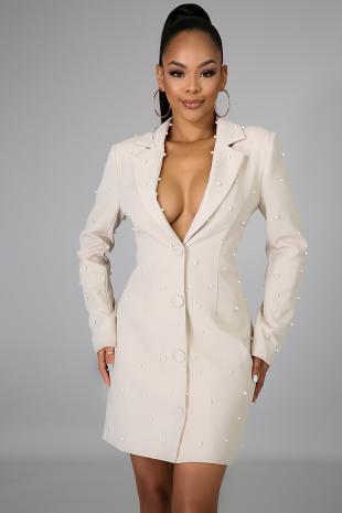 Boss Vibes Blazer Dress