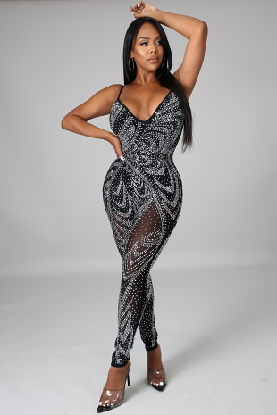 Bling Babe Jumpsuit