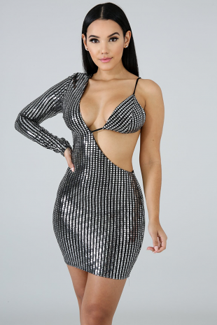 Madonna Body-Con Dress