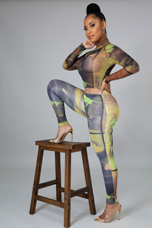 Kalina Legging Set